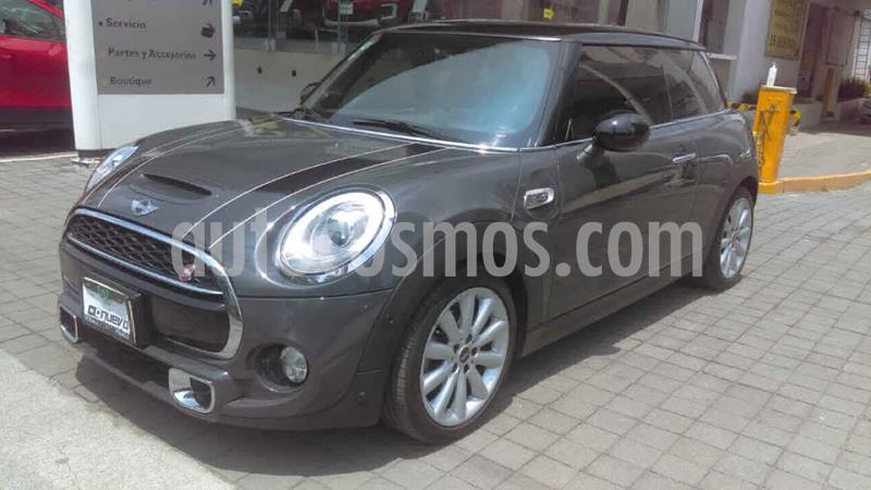 MINI Cooper S Hot Chili Aut usado (2018) color Gris precio $385,000
