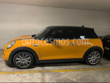 MINI Cooper S Hot Chili Aut usado (2016) color Naranja precio $275,000