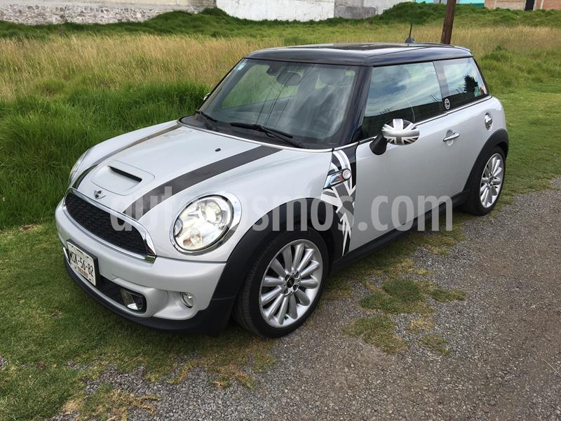 MINI Cooper S Hot Chili Aut usado (2012) color Plata precio $190,000