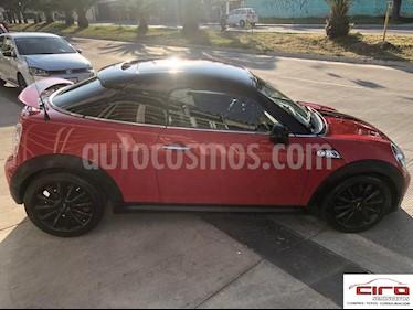 MINI Cooper S S usado (2013) color Rojo precio $295,000