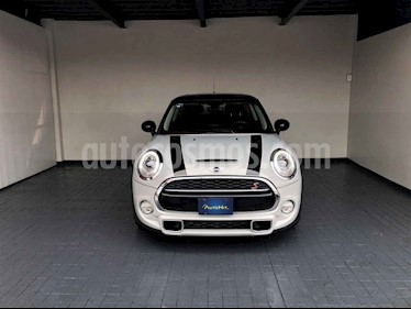 MINI Cooper S Hot Chili Aut usado (2017) color Blanco precio $334,000