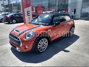 MINI Cooper S Hot Chili usado (2019) color Naranja precio $419,900
