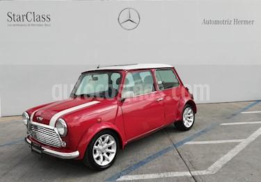 Foto venta Auto usado MINI Cooper S S (1997) color Rojo precio $549,900
