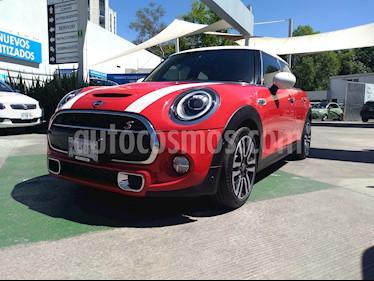 Foto venta Auto usado MINI Cooper S Salt 5 Puertas Aut (2019) color Rojo precio $510,000