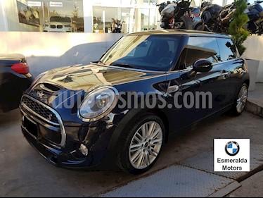 Foto venta Auto Seminuevo MINI Cooper S Salt Aut (2017) color Azul precio $315,000