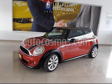 Foto venta Auto usado MINI Cooper S Salt Aut (2012) color Rojo precio $188,900