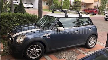 Foto venta Auto Seminuevo MINI Cooper S Salt Aut (2010) color Azul precio $140,000