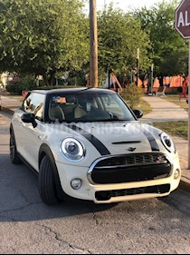 MINI Cooper S Salt Aut usado (2018) color Blanco precio $360,000