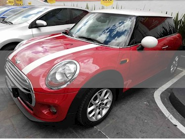 Foto venta Auto usado MINI Cooper S Salt Aut (2017) color Rojo precio $265,000