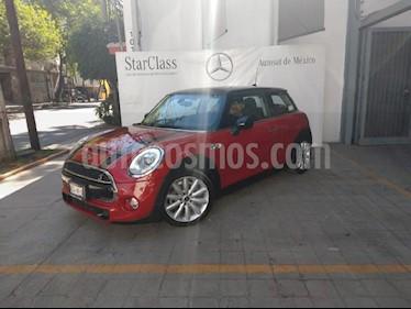 Foto venta Auto usado MINI Cooper S Salt (2017) color Rojo precio $285,000