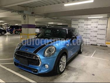 Foto venta Auto usado MINI Cooper S Salt (2018) color Azul precio $324,900