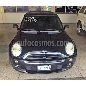 Foto venta carro Usado MINI Cooper 1.6L (2006) color Negro