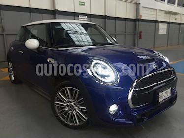 Foto venta Auto usado MINI Cooper 3p S Salt L4/2.0/T Aut (2019) color Azul precio $399,000