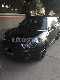 MINI Cooper All Black Aut usado (2013) color Negro precio $215,000