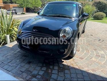 MINI Cooper Pepper 3P usado (2013) color Negro precio $815.000