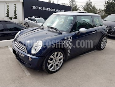 Foto venta Auto usado MINI Cooper Checkmate (2006) color Azul Metalizado precio $128,900