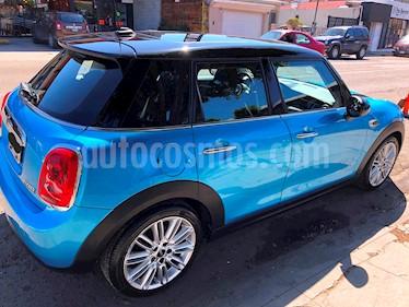 MINI Cooper Chili 5 Puertas Aut usado (2017) color Azul Cosmico precio $345,000
