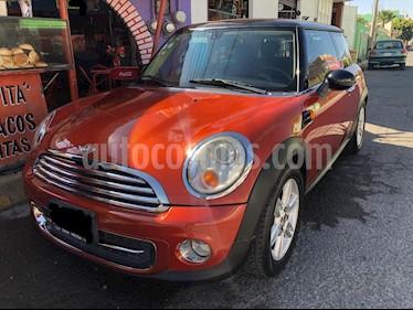 Foto venta Auto usado MINI Cooper Chili Aut (2011) color Naranja precio $175,000