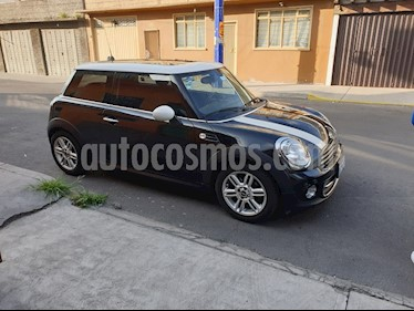 MINI Cooper Chili Conected Edition Aut usado (2013) color Negro precio $177,000