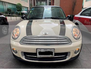 Foto venta Auto usado MINI Cooper Classic Aut (2013) color Blanco precio $220,000