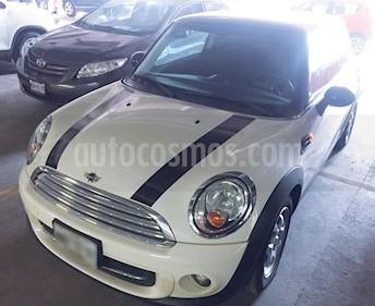 MINI Cooper Classic usado (2013) color Blanco precio $160,000