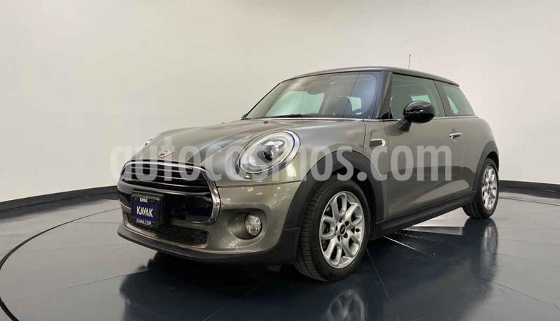 MINI Cooper Version usado (2018) color Blanco precio $339,999