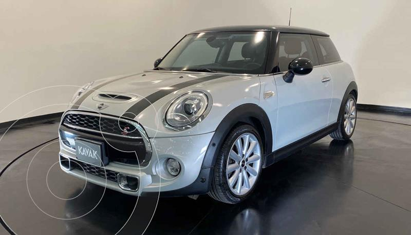 MINI Cooper Version usado (2017) color Gris precio $339,999