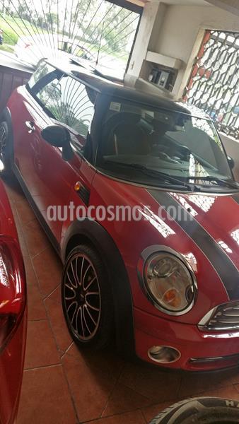 MINI Cooper Chili usado (2010) color Rojo precio $140,000