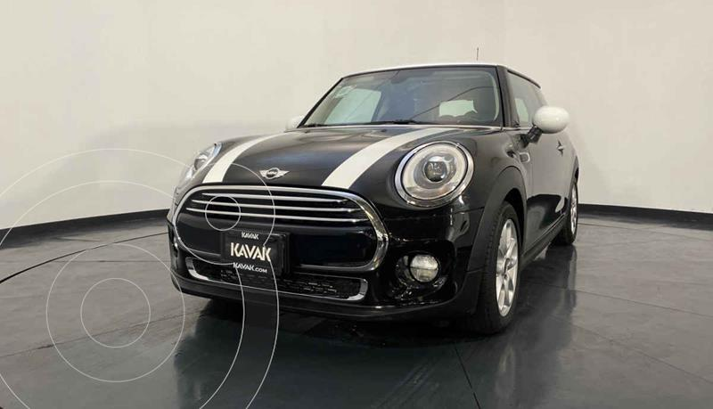MINI Cooper Version usado (2016) color Negro precio $284,999