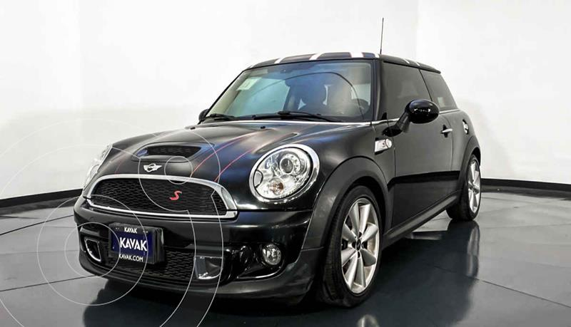 MINI Cooper Version usado (2013) color Negro precio $194,999