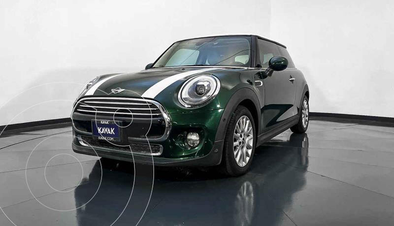 MINI Cooper Version usado (2016) color Verde precio $277,999