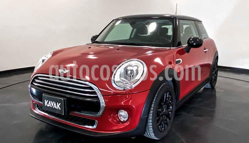 MINI Cooper Version usado (2016) color Rojo precio $287,999