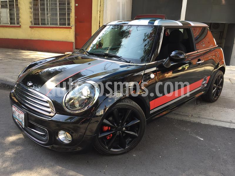 MINI Cooper All Black Aut usado (2013) color Negro precio $186,950