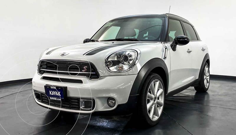 MINI Cooper Version usado (2016) color Blanco precio $307,999