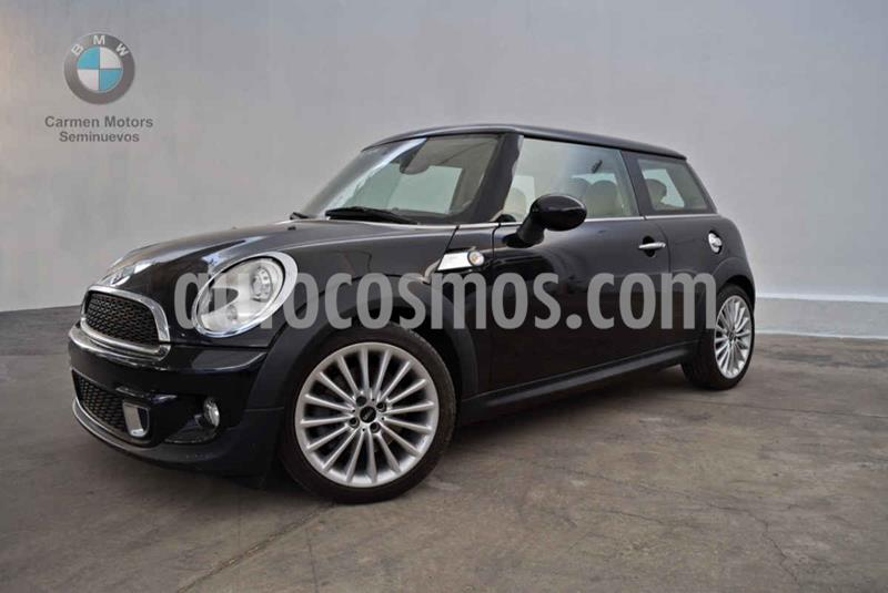 MINI Cooper All Black Aut usado (2013) color Negro precio $499,000