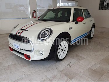 MINI Cooper S HOT CHILI usado (2019) color Blanco precio $435,000