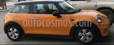 MINI Cooper Salt Aut usado (2015) color Naranja precio $220,000