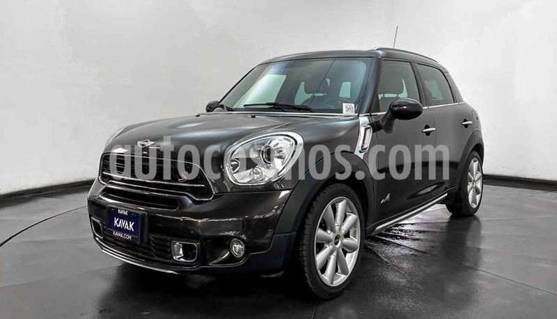 MINI Cooper Version usado (2016) color Gris precio $324,999