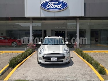 MINI Cooper COOPER S CHILI AT usado (2017) color Plata precio $273,000