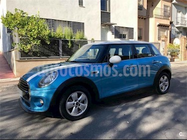 Foto MINI Cooper All Black usado (2017) color Azul precio $359,001