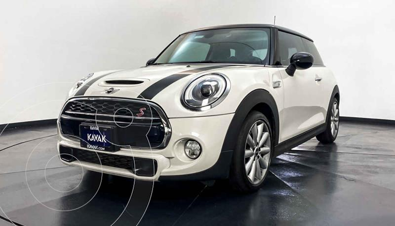 MINI Cooper Version usado (2018) color Blanco precio $349,999