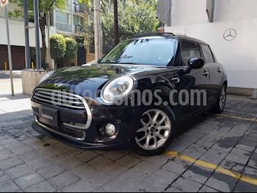 MINI Cooper 5p Pepper L3/1.5/T Aut usado (2016) color Negro precio $289,000