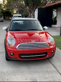 MINI Cooper Classic usado (2013) color Rojo precio $149,000