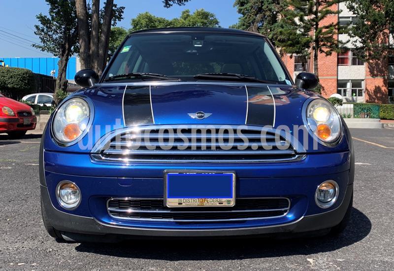 MINI Cooper Pepper usado (2008) color Azul precio $135,000