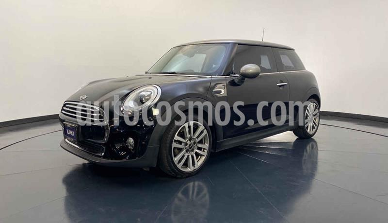 MINI Cooper Seven Aut usado (2018) color Negro precio $324,999