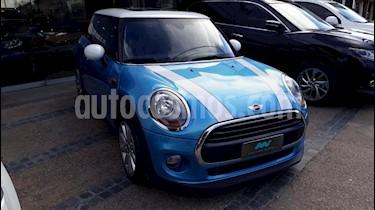 Foto venta Auto usado MINI Cooper Pepper 1.5 3P Wired (2017) color Azul Celeste precio $700.000