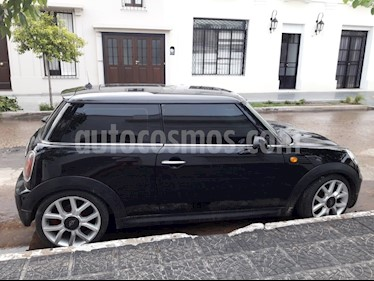 Foto venta Auto usado MINI Cooper Pepper 3P (2010) color Negro