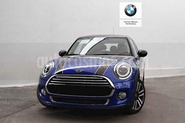 Foto venta Auto usado MINI Cooper Pepper 5 Puertas Aut (2019) color Azul precio $465,000