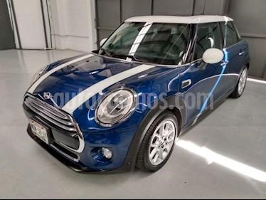 Foto venta Auto usado MINI Cooper Pepper 5 Puertas Aut (2015) color Azul Marino precio $255,000