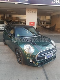 Foto venta Auto usado MINI Cooper S Chili 2.0 3P Aut (2018) color Verde Oscuro precio u$s42.000